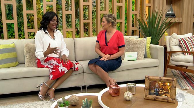 Joyce Ribeiro fala sobre as lutas da mulher negra no Brasil