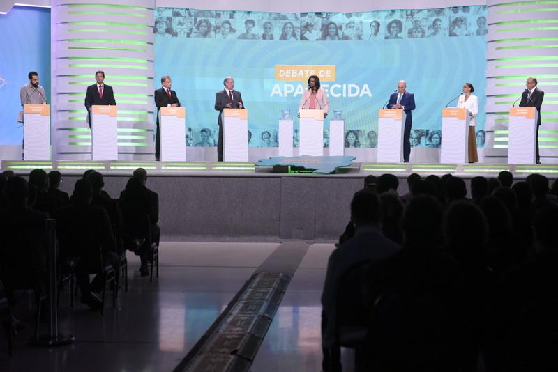 Santuário Nacional acolhe debate com presidentes da república