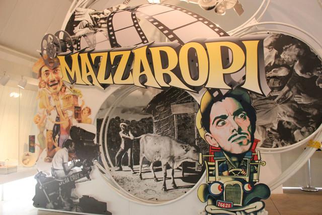 Museu faz resgate da obra de Mazzaropi