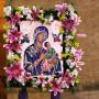 3º dia do tríduo de Nossa Senhora do Perpétuo Socorro no Santuário Nacional - Foto: Ivan Simas
