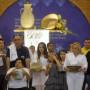 Leigos e leigas durante ofertório na Festa da Padroeira 2015 (credito Thiago Leon)