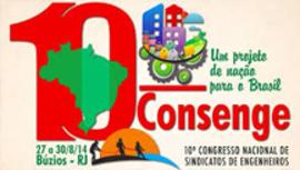 10º CONSENGE acontece em agosto