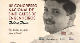 CONSENGE homenageia o engenheiro Rubens Paiva