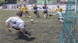 Começa a 2ª Copa Senge de futebol