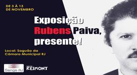 """Rubens Paiva, Presente"" vai para Câmara Municipal"