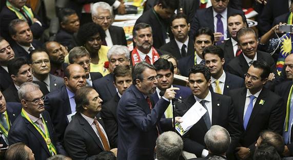 O pedido da oposição da Câmara foi aceito em 2 de dezembro, após a bancada do PT votar contra Cunha no Conselho de Ética