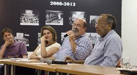 """""""Esse é o governo que tem medo do povo, precisamos de mobilização"""", aponta Silvio Caccia Bava"""