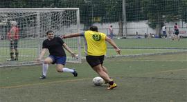 Disputa acirrada na 2ª rodada da 3ª Copa Senge-RJ