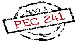 Fisenge repudia aprovação da PEC 241