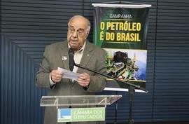Campanha O Petróleo é do Brasil é lançada em Brasília