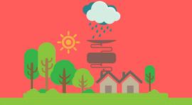 PALESTRA GRATUITA: Aproveitamento da água da chuva nas edificações