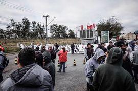Petroleiros e petroleiras de todo o país aderem em massa ao Dia do Basta