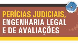 CURSO Perícias judiciais, engenharia legal e de avalições