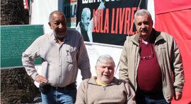 Documentário de Silvio Tendler inaugura cinema no pólo de resistência da Vigília Lula Livre
