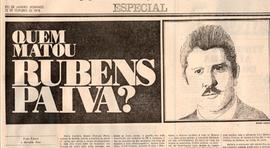 Militar admite farsa no caso Rubens Paiva