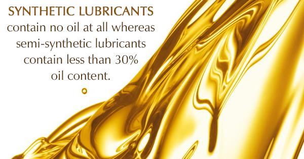 synthetic lubricants