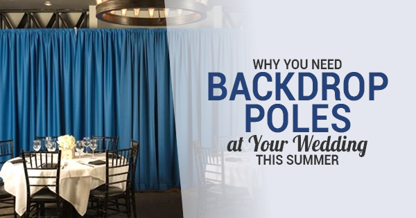 backdrop poles