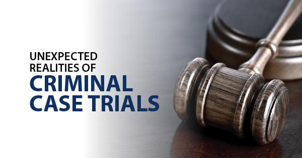 criminal case defense