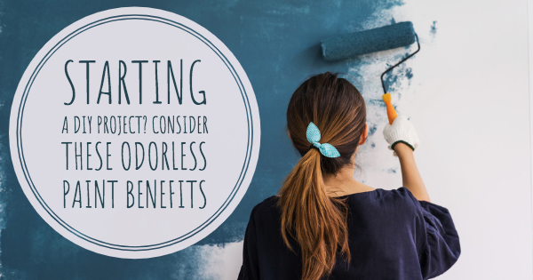 odorless paints