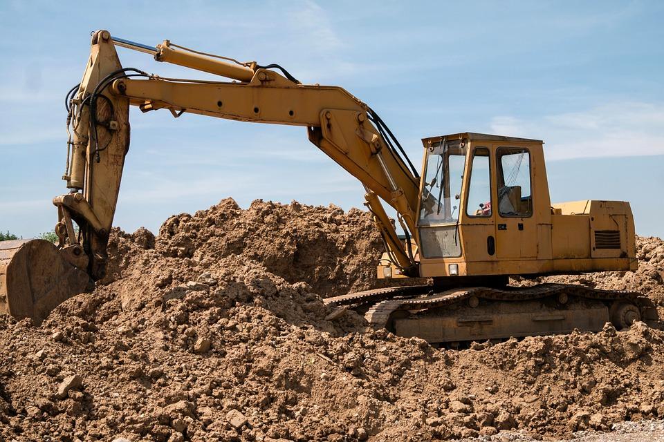 excavator drive motors
