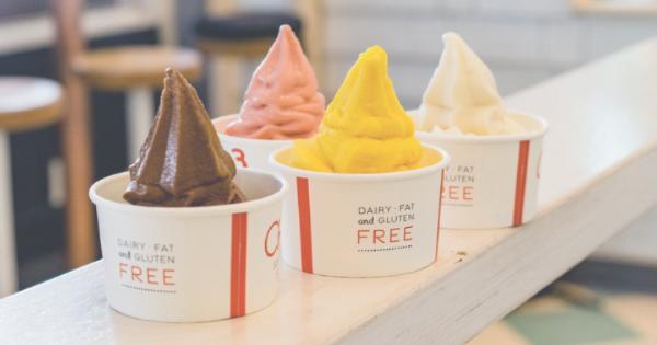 frozen yogurt supplies