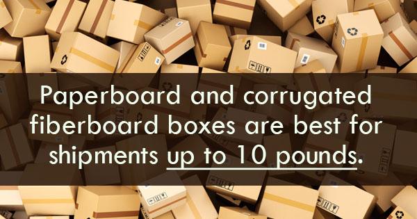 box shipping rates