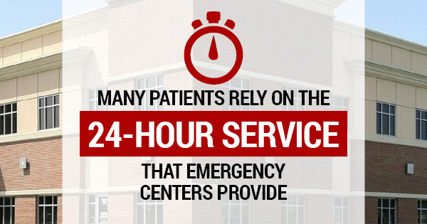 emergency centers