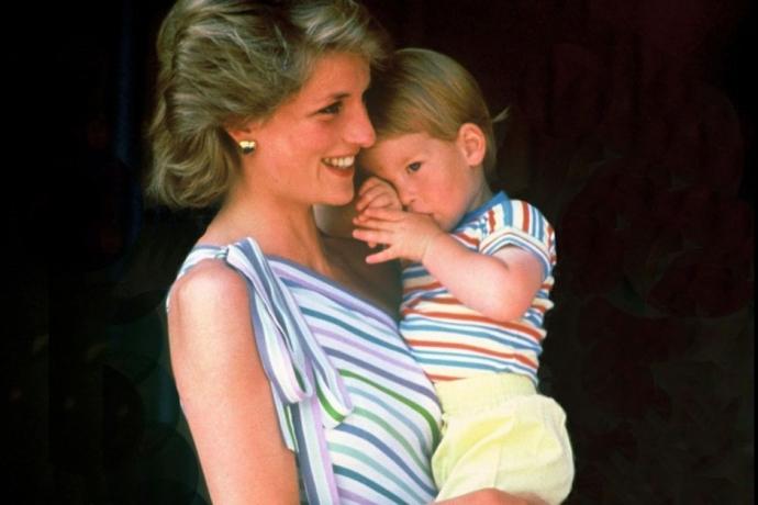 Príncipe Harry revela dor que o persegue pela perda de sua mãe