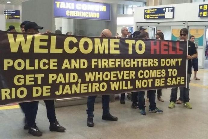 O que esperar da segurança para a Olimpíada do Rio?