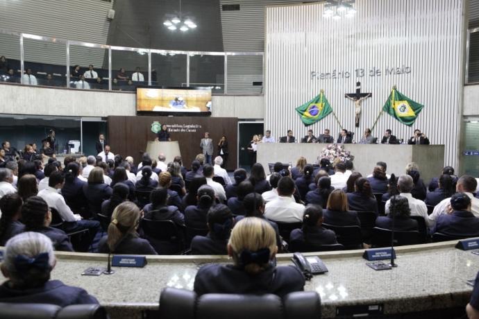 Obreiros voluntários da Universal são homenageados no Ceará