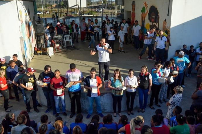 Projeto Cidadania realiza grande ação social no Rio Grande do Sul