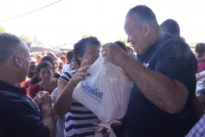 Universal ajuda vítimas de enchentes no Rio Grande do Sul
