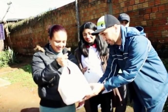 Força Jovem promove ação especial em Viamão, Rio Grande do Sul