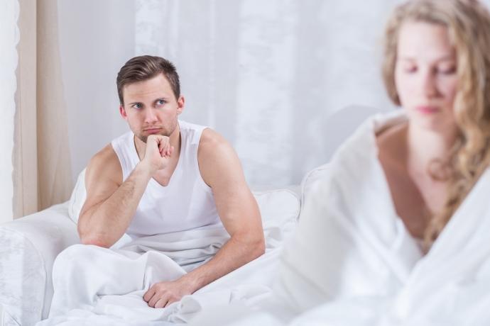 """""""Me casei e me tornei inseguro e ciumento"""""""