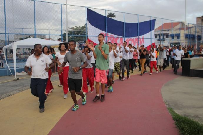 FJU no combate ao sedentarismo no Nordeste brasileiro