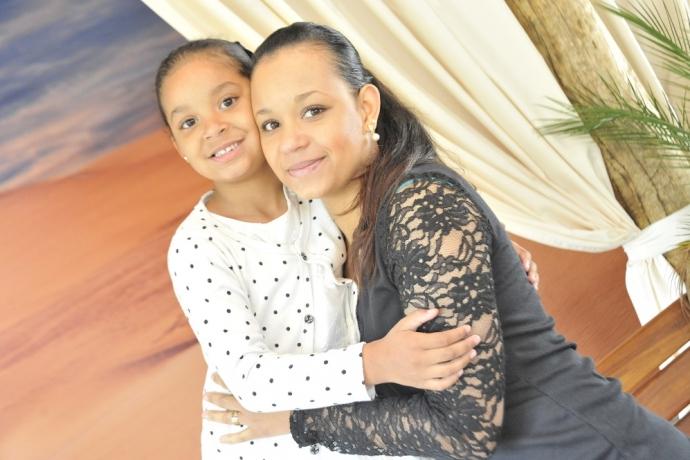 A atitude da mãe salva  a vida da filha