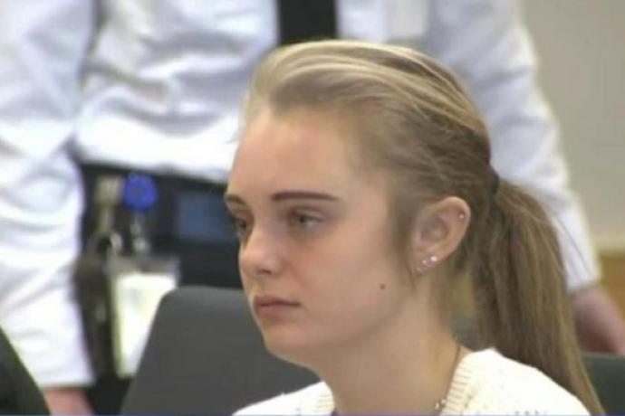 Jovem é detida por incentivar o suicídio do namorado