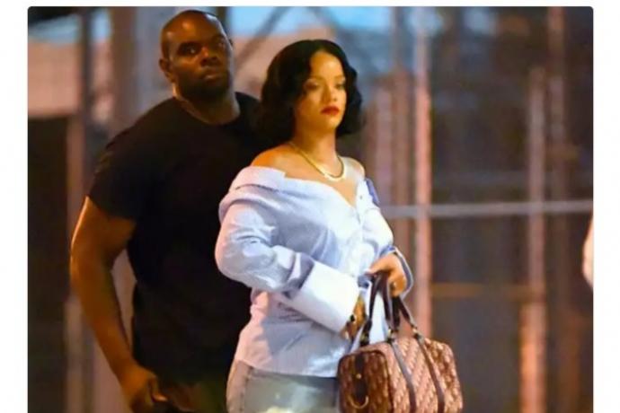Cantora Rihanna é chamada de gorda por jornalista