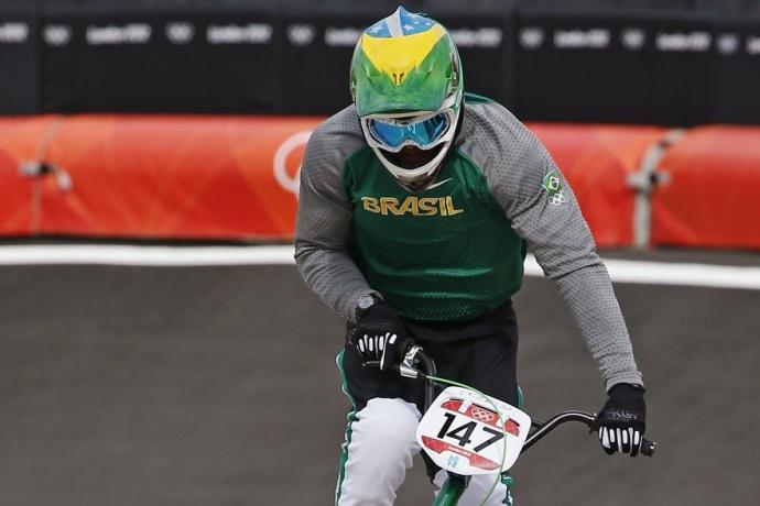 Ciclismo BMX promete grandes provas nos Jogos Olímpicos Rio 2016