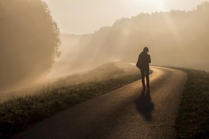 O caminho da luz