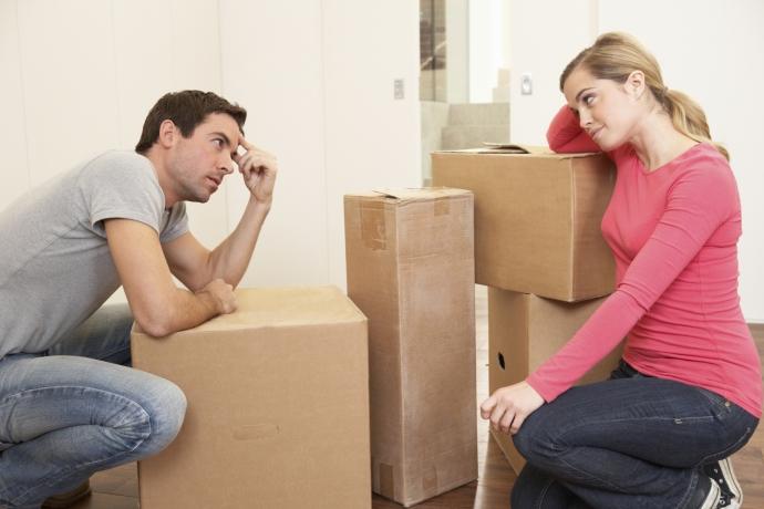 Você acha certo morar junto em vez de se casar na igreja?