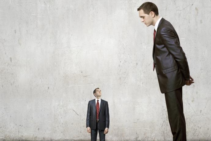 A fé que transforma pequenos em gigantes