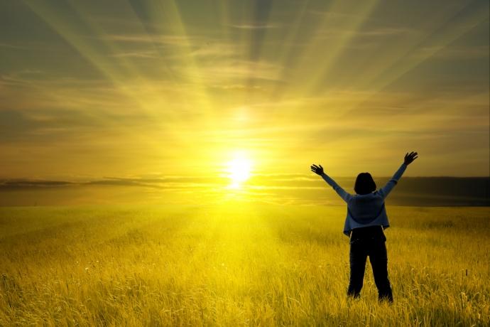 A atitude e a fé move a mão de Deus