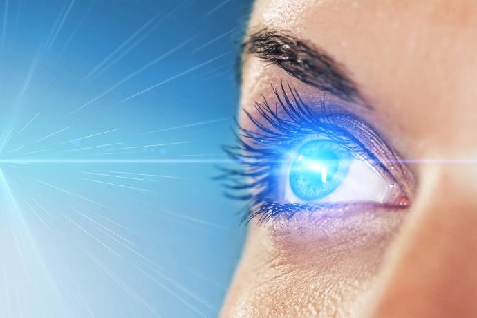 Os olhos da fé