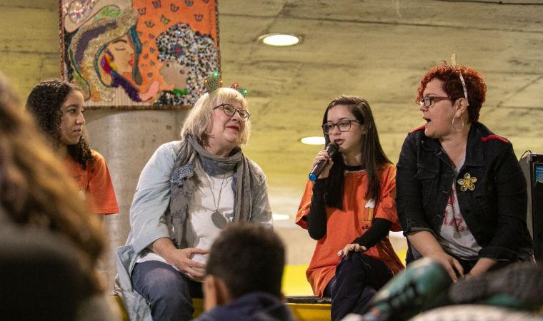 Um FabLab para inclusão de jovens, famílias e ex-presidiários