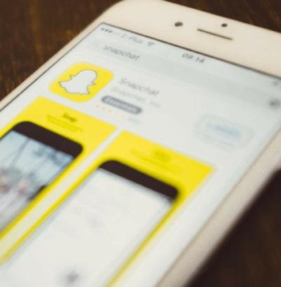 Dobry duszek restauracji czyli o funkcjonalności Snapchata