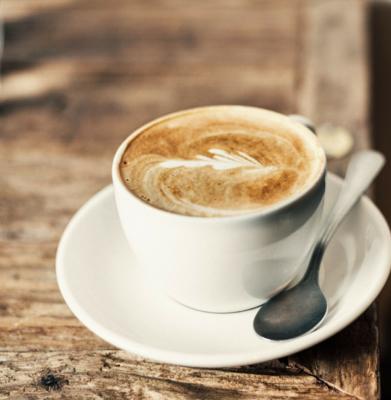 Polacy w kawiarni
