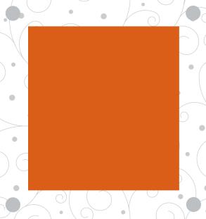 Akryl c orange