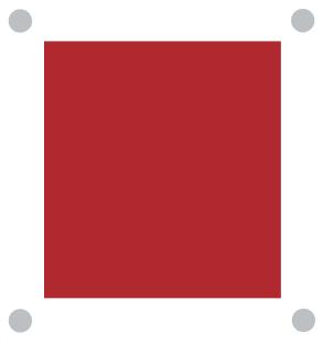 Akryl d red