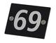 Husnummerskilt soerreisa p9052 600